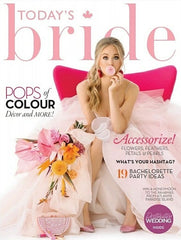 Todays Bride Magazine - Spring 2018 - Blair Nadeau Bridal Adornments