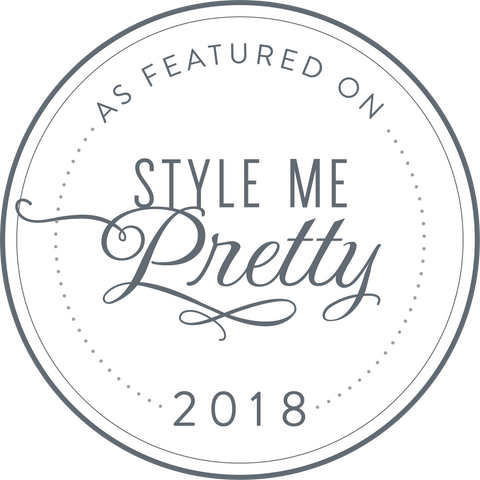 style me pretty  blair nadeau bridal adornments