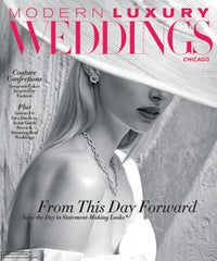 modern luxury weddings chicago blair nadeau bridal 2019