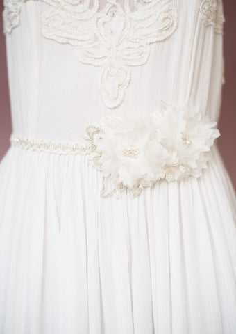 DIANA Flower Dress Belt