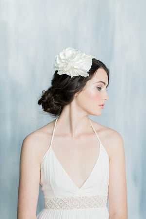 EUGENIA Bridal Fascinator   (More Colours)