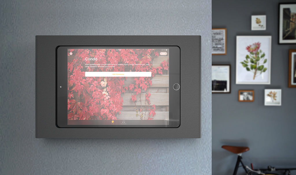 Mount, iPad Mini Black Grey | Heckler Design