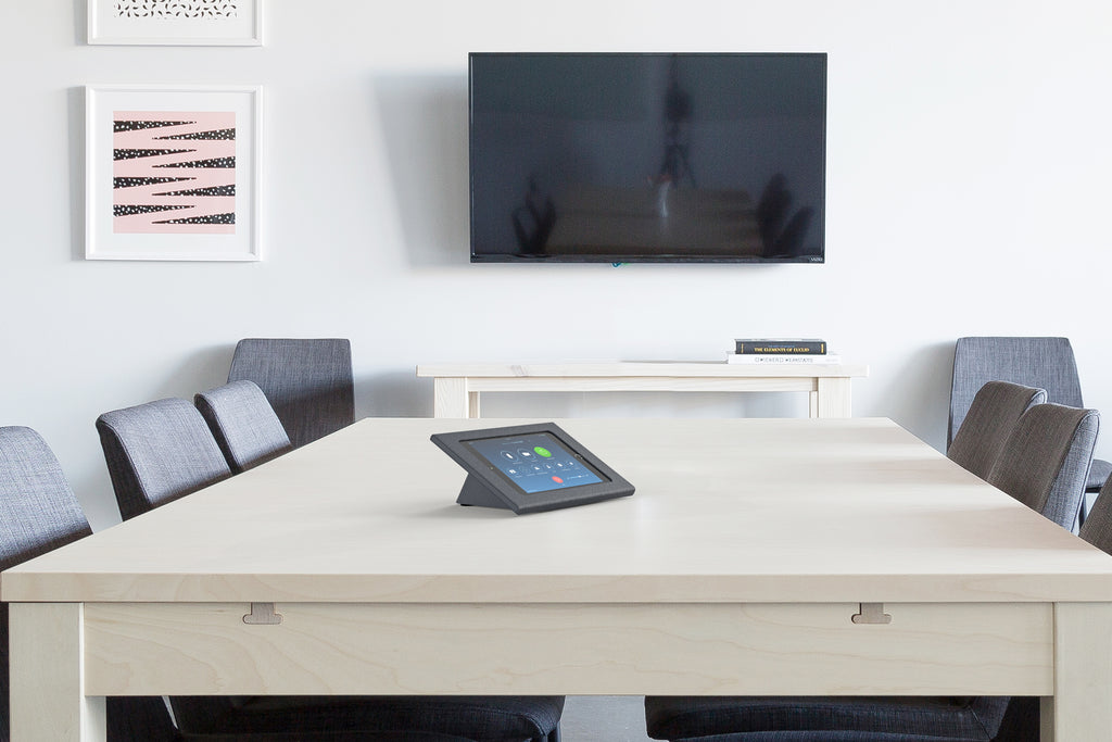 Zoom Rooms Console for iPad Mini | Minimal Conferencing