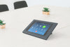 Zoom Rooms Console for iPad Mini Black Grey | Minimalist Design