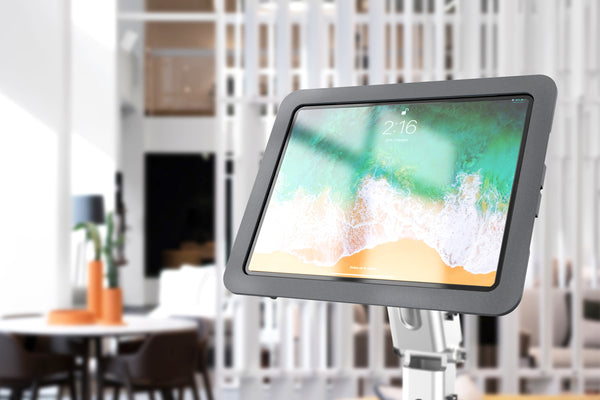 VESA Mount, iPad Pro 12.9 (3rd & 4th Gen), Black Grey | H550-BG