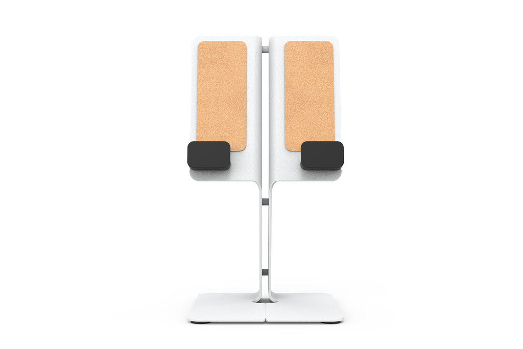iPad Desk Stand, White | Modern Hardware
