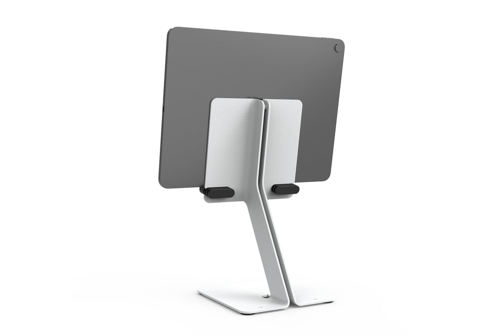 iPad Desk Stand, White | Made in Arizona