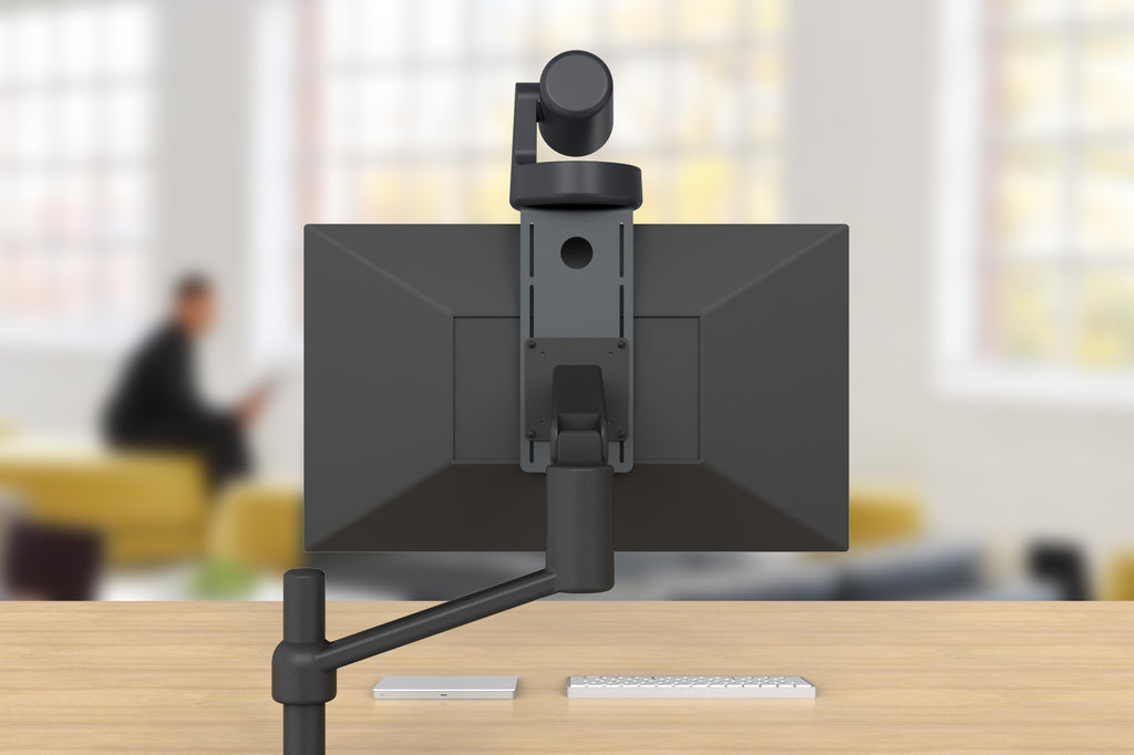 Heckler Camera Shelf for Monitor Arms - Video Conferencing