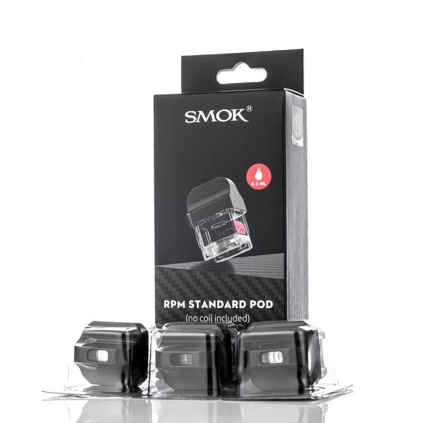 Smok RPM40 Pod - Boardwalk Elixir