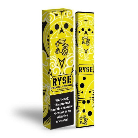 Ryse Bar Disposable - Pineapple Lemonade