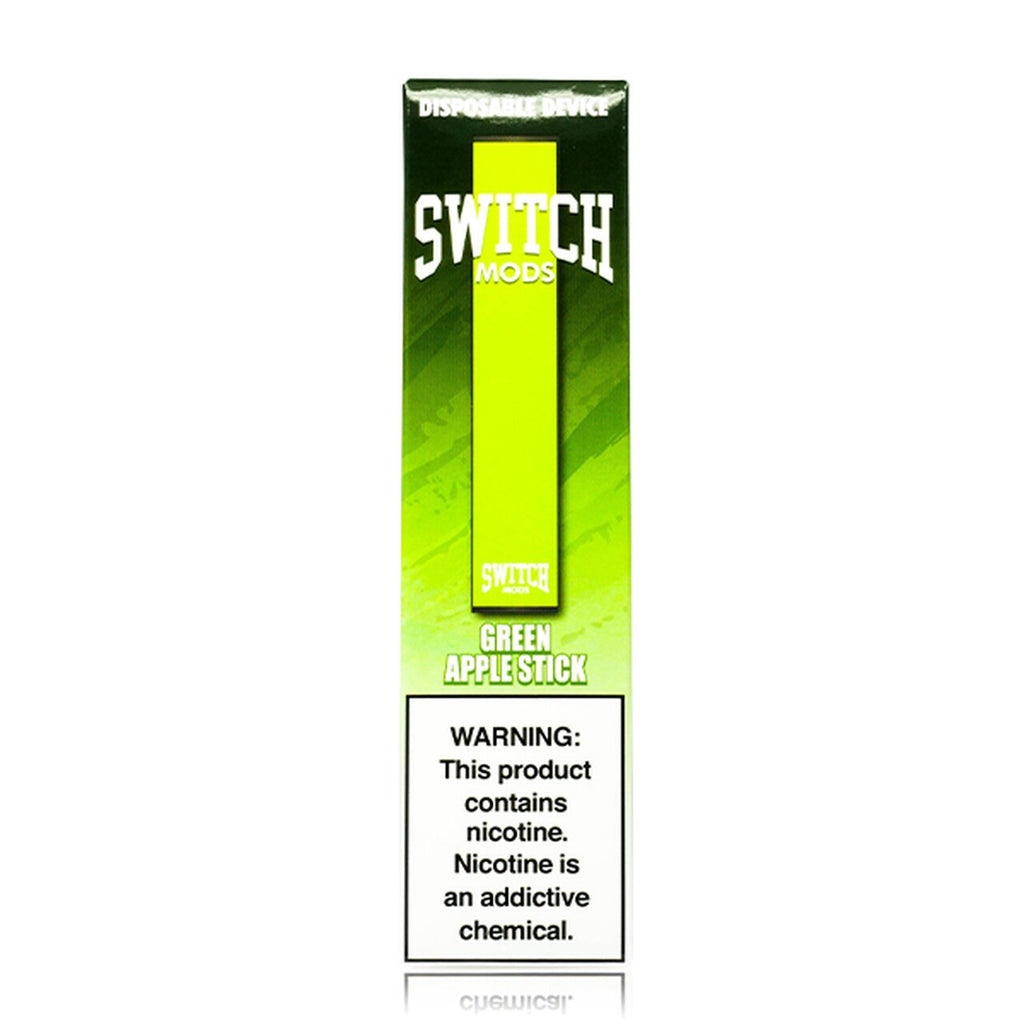 Switch Mods Disposable Vape - Green Apple