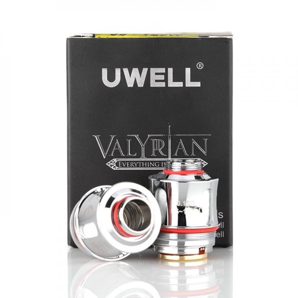 Valyrian 2 Pack Coils - Boardwalk Elixir