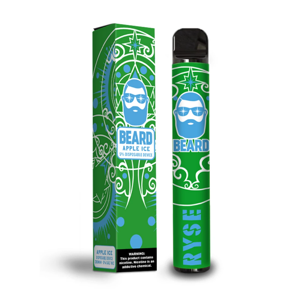 Ryse Beard Vape Co. Disposable - Apple Ice