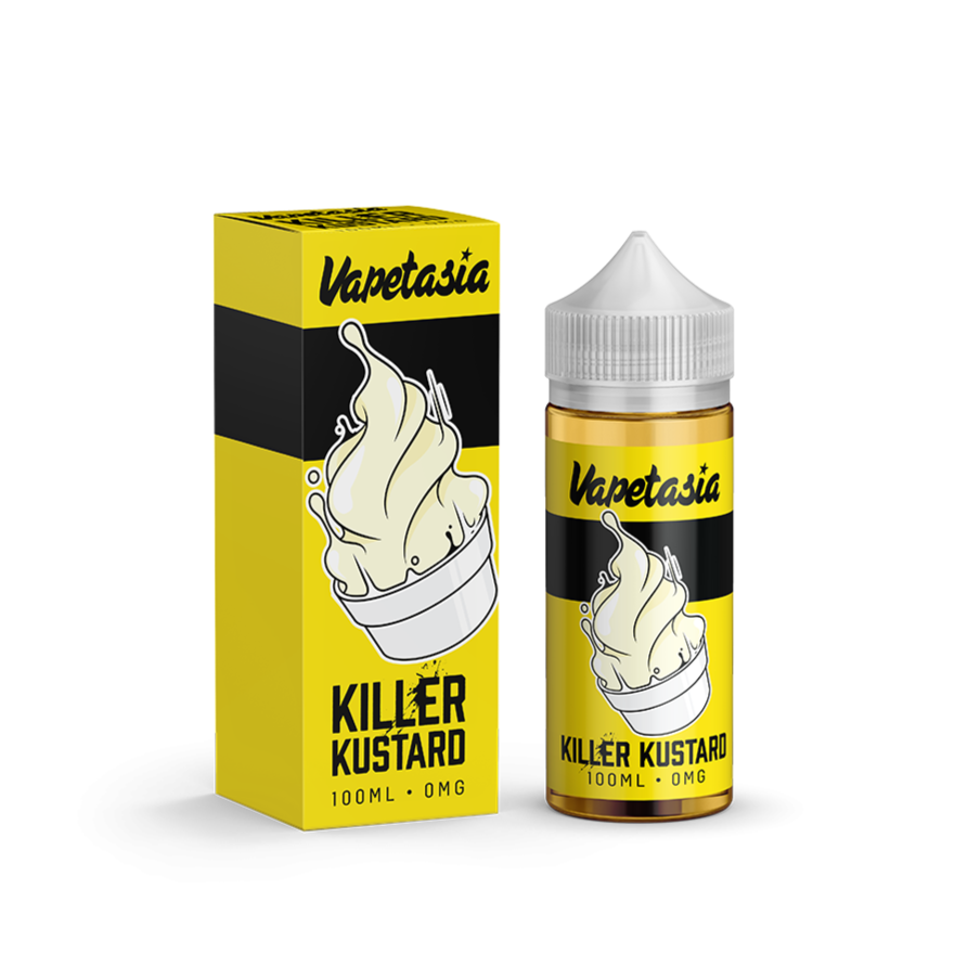 Killer Kustard Vanilla - Boardwalk Elixir