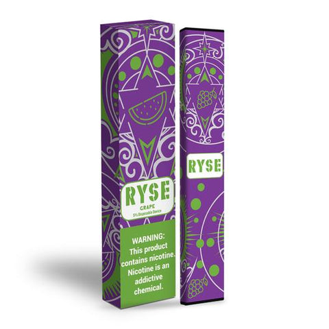 Ryse Bar Disposable - Grape