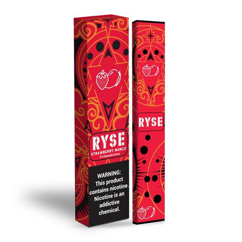 Ryse Bar Disposable - Strawberry Mango