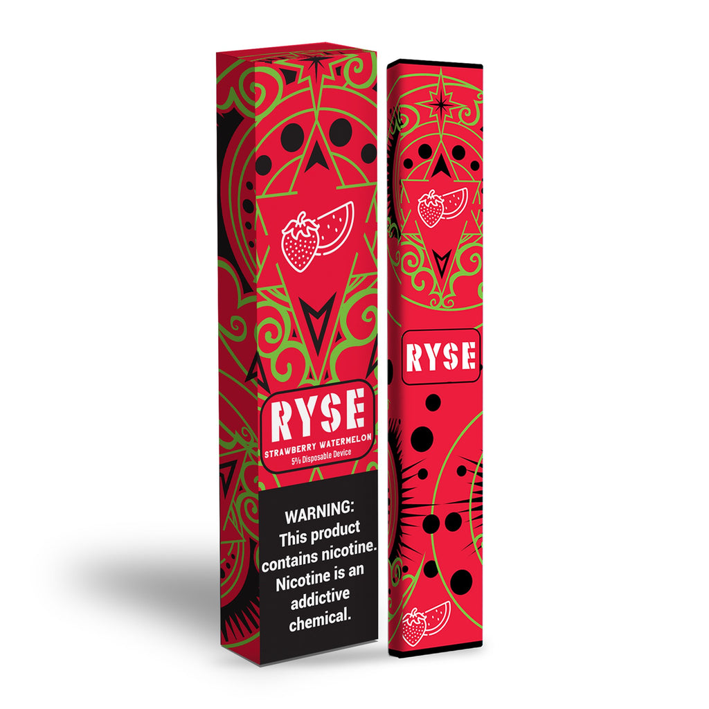 Ryse Bar Disposable - Strawberry