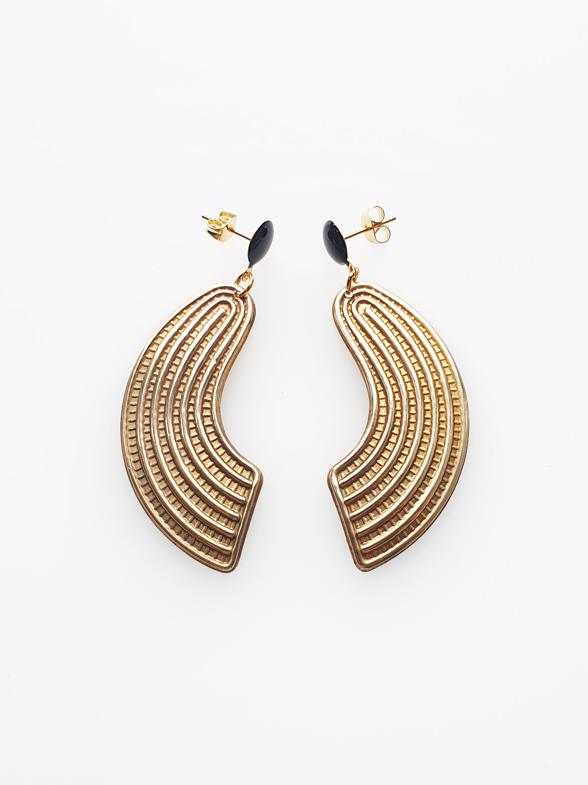Ludwig Earrings - various colours