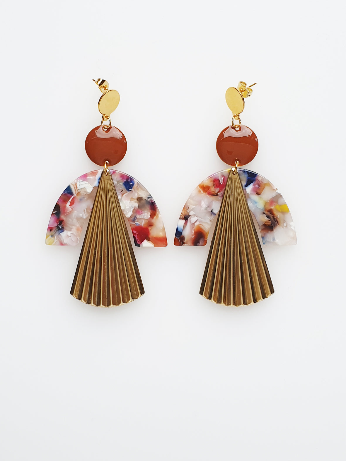 Ballroom Earrings - various colours