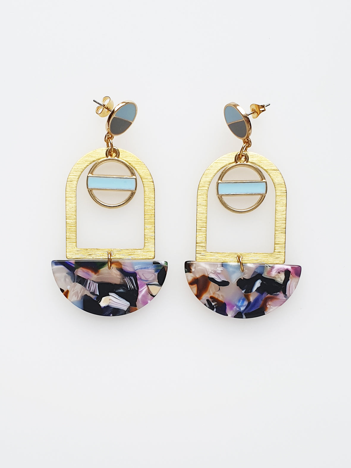 Dreamboat Earrings - various colours