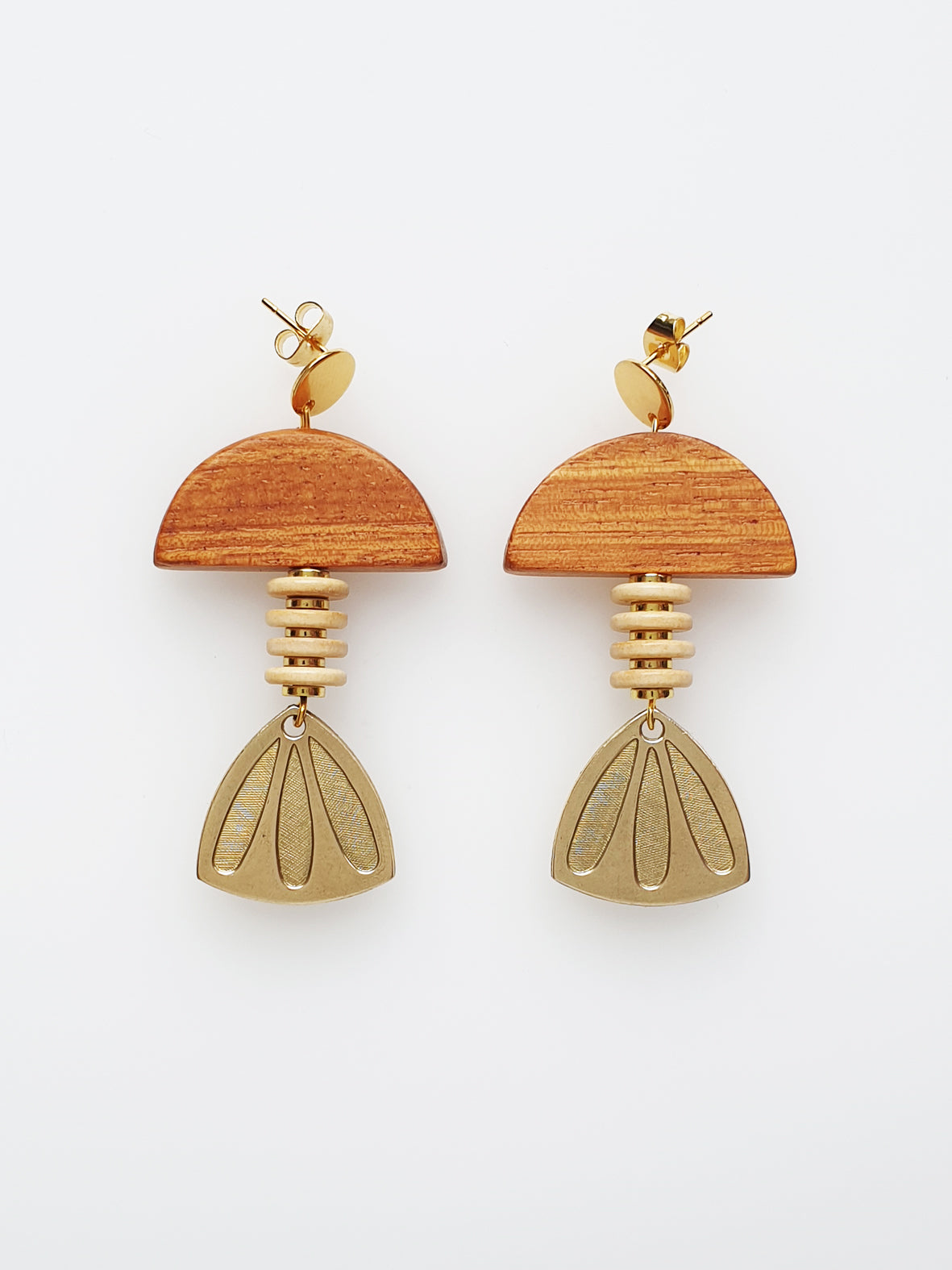 Duster Earrings - various colours