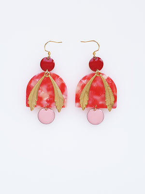 Grecian Earrings - various colours
