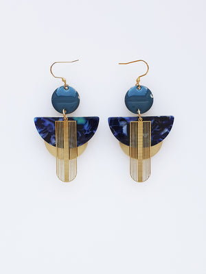 Songstress Earrings - various colours