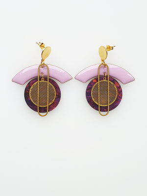 Voyage Earrings - various colours