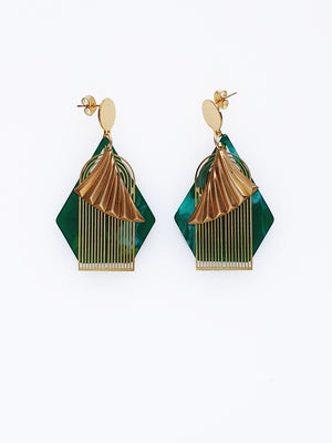 Waltz Earrings - various colours