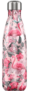 Chilly's Bottle 500ml Tropical Flamingo