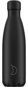 Chilly's Bottle 750ml Mono All Black