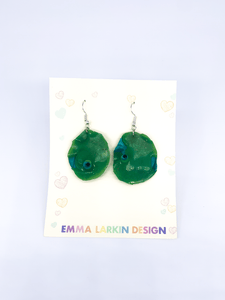 Silicon Boobs Earrings 38DD - MIMI+MARTHA