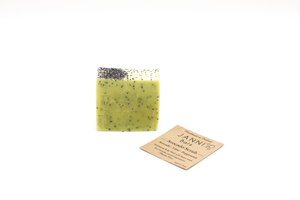 Janni Bars - Avocado Scrub Soap Bar