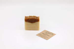 Janni Bars - Milk & Honey - Multi-Use Soap Bar