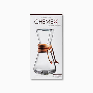 Chemex Coffee Maker (3 Cup) - MIMI+MARTHA