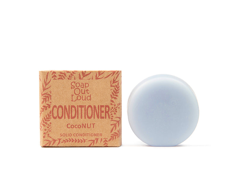Soap Out Loud - CocoNUT! Solid Conditioner