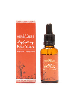 Dublin Herbalist - Hydrating Face Serum With Argan Oil & Sweet Orange - MIMI+MARTHA