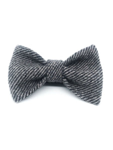 Bow Tie (Grey) - MIMI+MARTHA