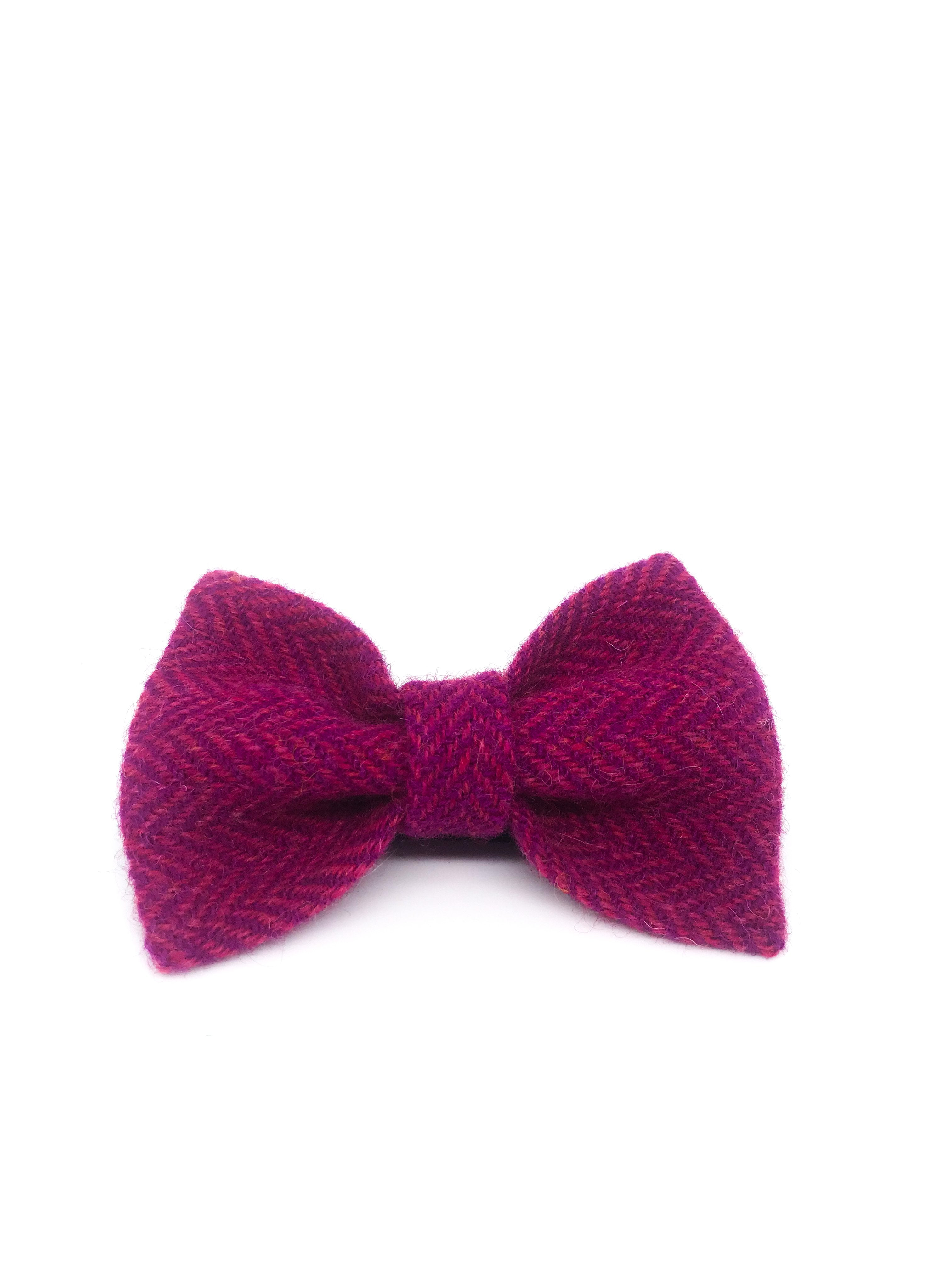 Bow Tie (Raspberry) - MIMI+MARTHA