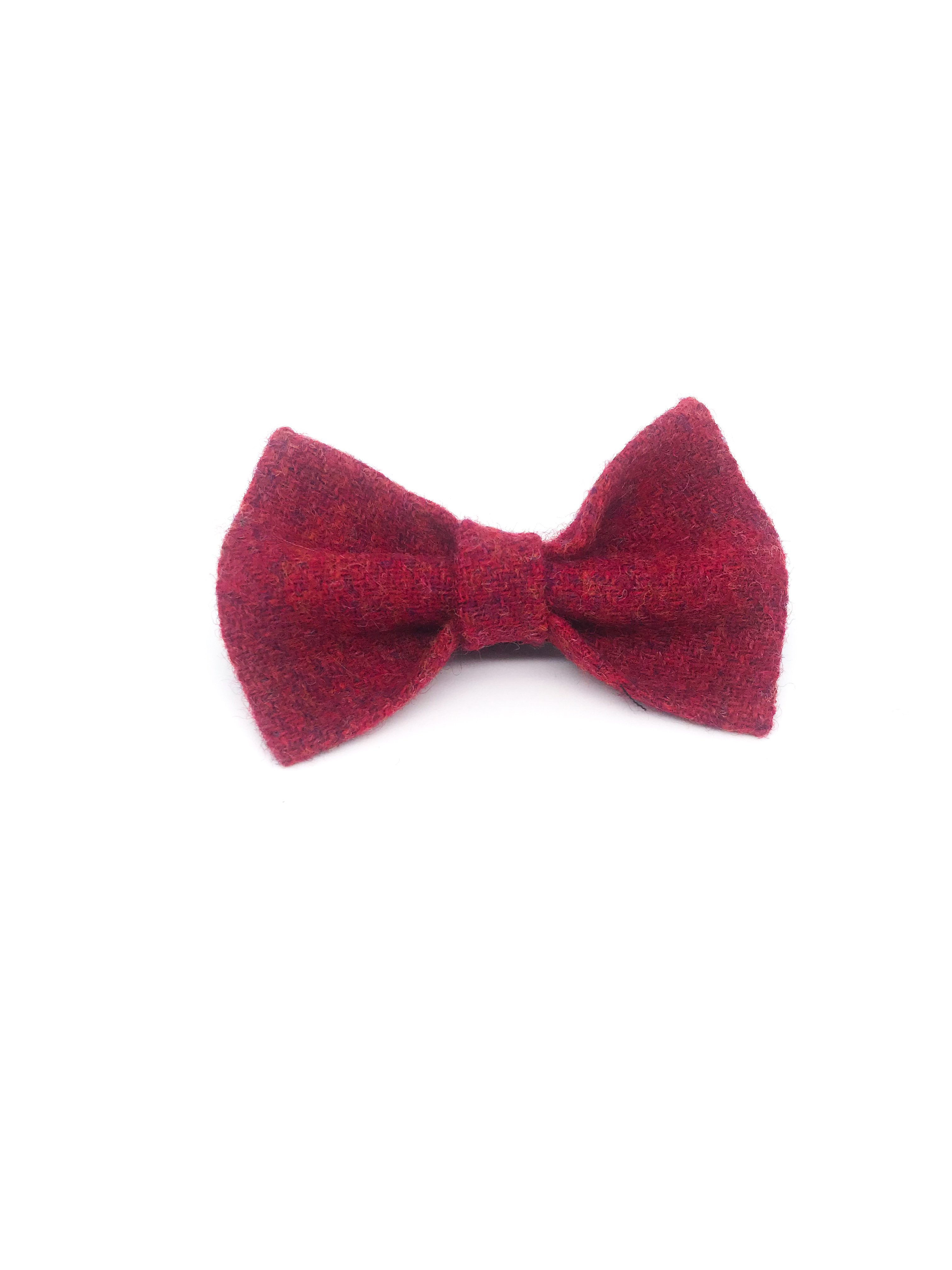 Bow Tie (Red) - MIMI+MARTHA