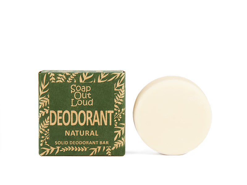 Soap Out Loud - Deodorant Bar, Lemon & Lime
