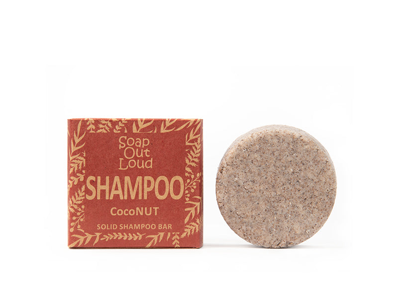 Soap Out Loud - CocoNUT! Solid Shampoo