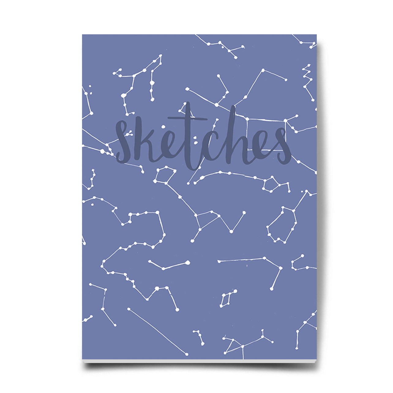 A5 Notebook - Constellations
