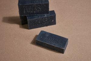Atlantic Seaweed & Activated Charcoal Soap - Oxmantown Skincare