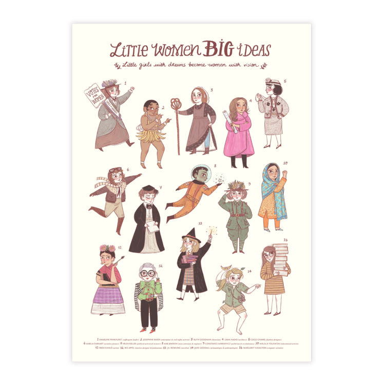 Little Women (Print)