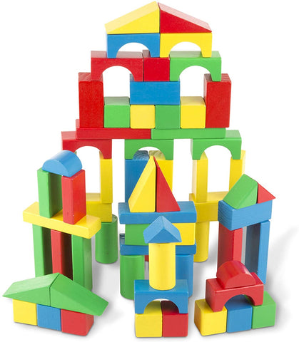 Enjoy fast, free nationwide shipping!  Owned by a husband and wife team of high-school music teachers, Redtailtoys.com is your one stop shop for quality toys & gifts like our 100-Piece Wood Block Set for Kids.