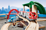 Enjoy fast, free nationwide shipping!  Owned by a husband and wife team of high-school music teachers, Redtailtoys.com is your one stop shop for quality toys & gifts like our Travel Switching Train Set.