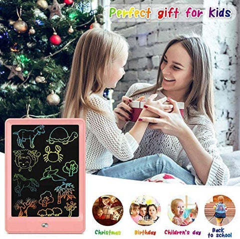 Enjoy fast, free nationwide shipping!  Owned by a husband and wife team of high-school music teachers, Redtailtoys.com is your one stop shop for quality toys & gifts like our Colorful Toddler Doodle Board Drawing Tablet.