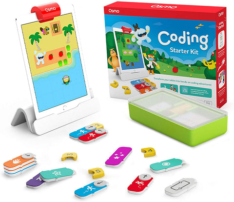 Coding Starter Kit for iPad - 3 Educational Learning Games