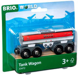 Enjoy fast, free nationwide shipping!  Owned by a husband and wife team of high-school music teachers, Redtailtoys.com is your one stop shop for quality toys & gifts like our Wood and Plastic Tanker Wagon.